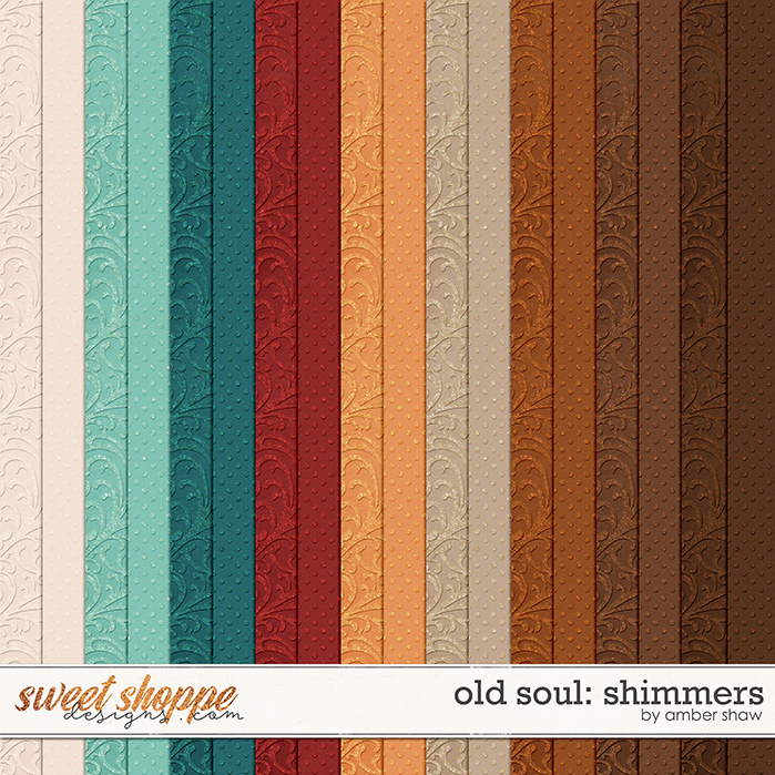Old Soul: Shimmers by Amber Shaw