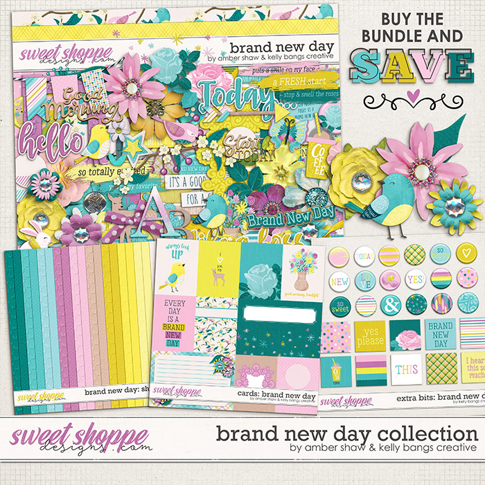 Brand New Day: Collection by Amber Shaw & Kelly Bangs Creative