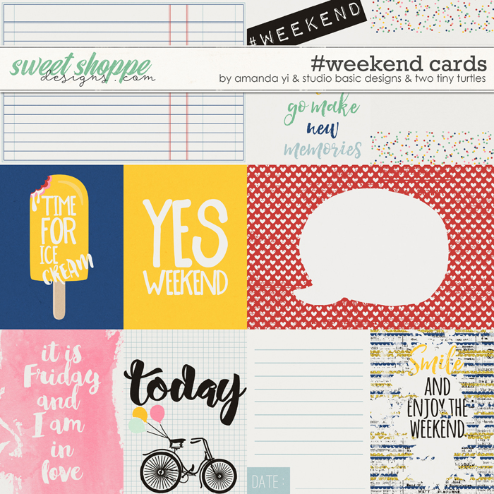 #Weekend: Cards by Amanda Yi, Studio Basic Designs & Two Tiny Turtles
