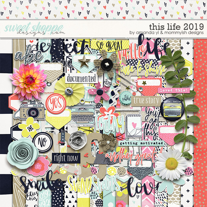 This Life 2019 by Amanda Yi & Mommyish Designs