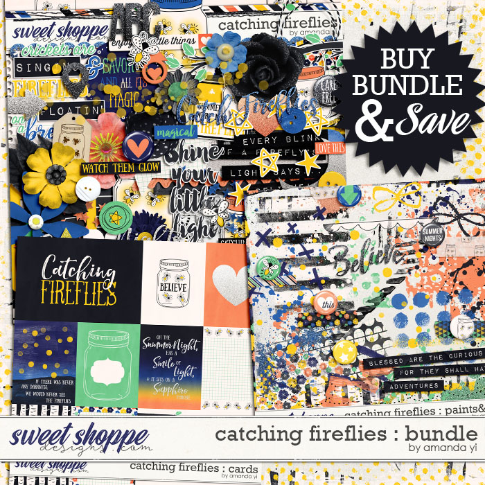 Catching Fireflies : Bundle by Amanda Yi
