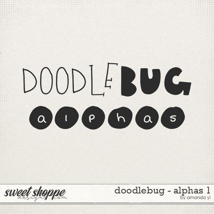 Doodlebug: Alphas 1 by Amanda Yi