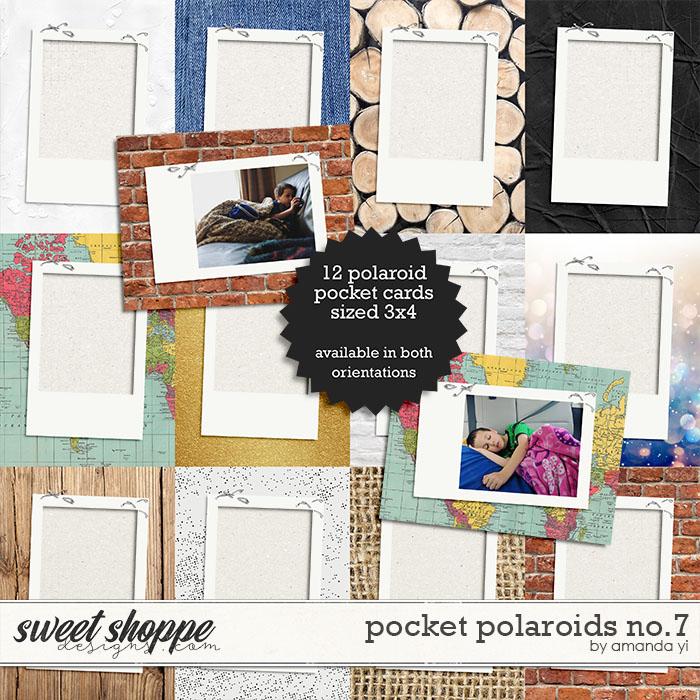 Pocket Polaroids no.7 by Amanda Yi