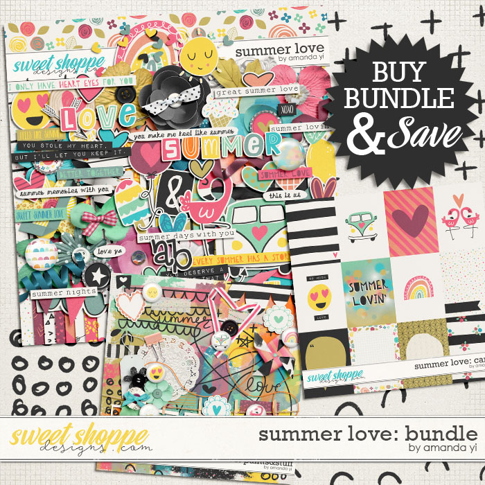 Summer love: bundle by Amanda Yi