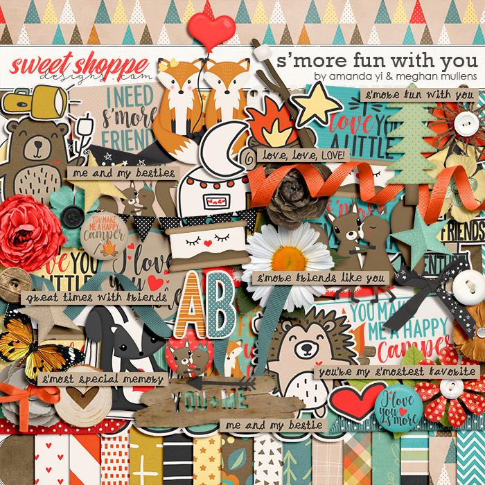S'more Fun With You by Amanda Yi Designs & Meghan Mullens