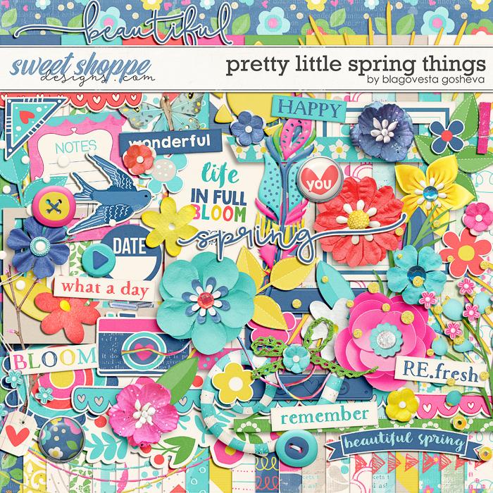 Pretty Little Spring Things by Blagovesta Gosheva