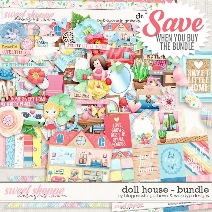 Doll House {bundle} by Blagovesta Gosheva & WendyP Designs
