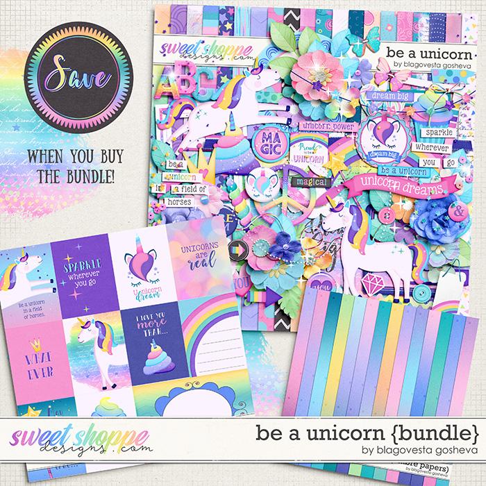 Be a Unicorn {bundle} by Blagovesta Gosheva