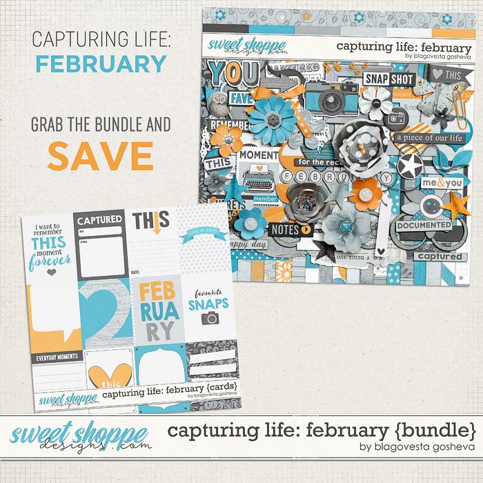 Capturing life: February {Bundle} by Blagovesta Gosheva