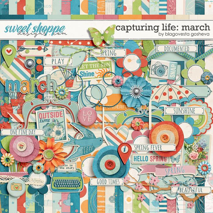 Capturing life: March by Blagovesta Gosheva