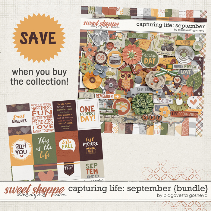 Capturing life: September {bundle} by Blagovesta Gosheva