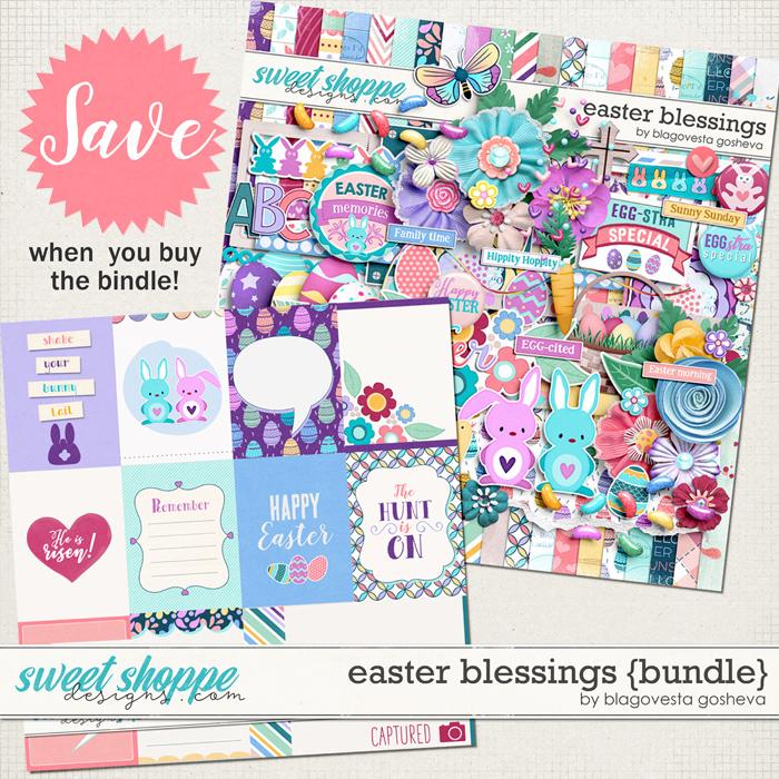 Easter Blessings {Bundle} by Blagovesta Gosheva