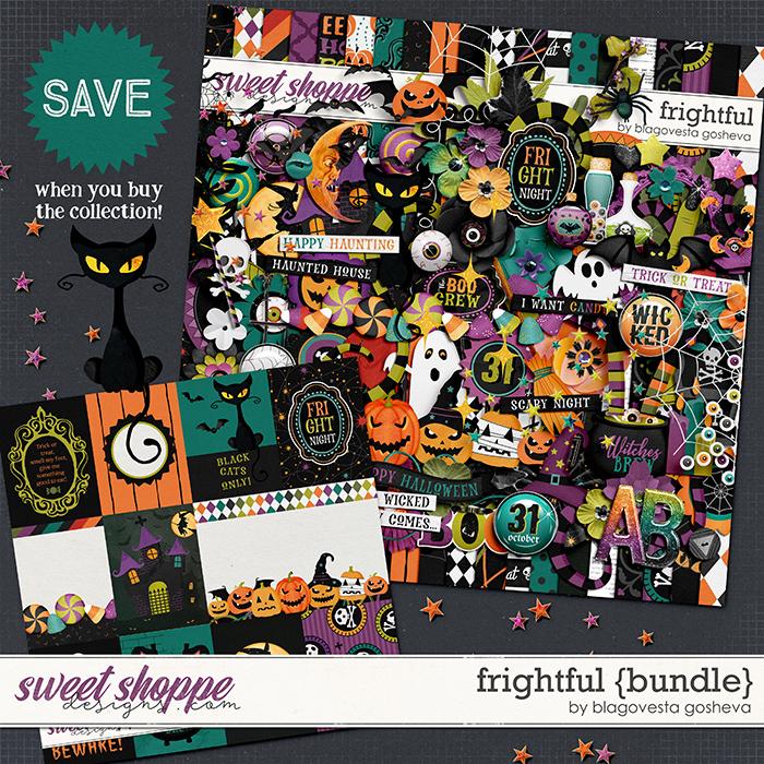 Frightful {bundle} by Blagovesta Gosheva