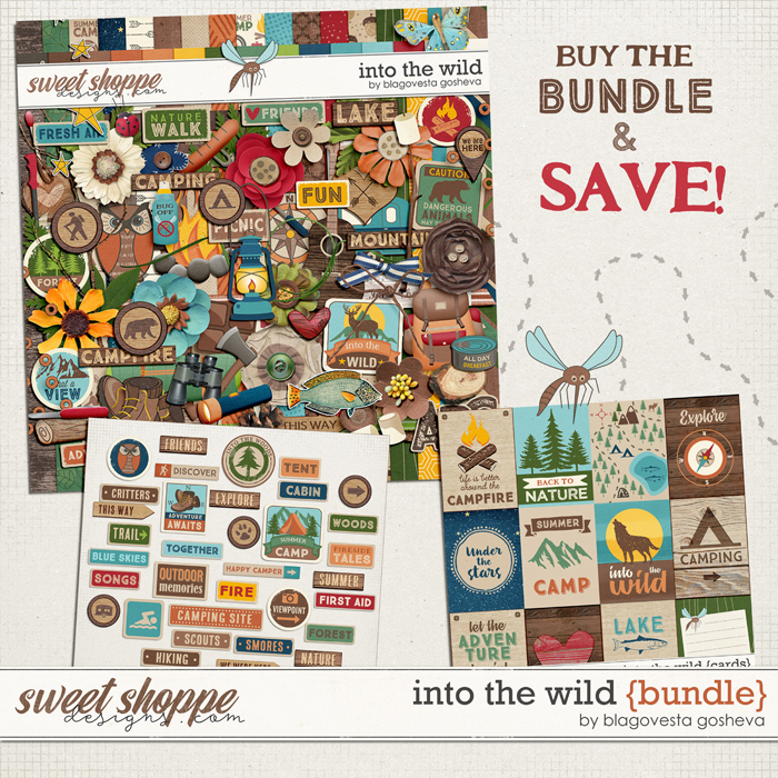Into the wild {bundle} by Blagovesta Gosheva