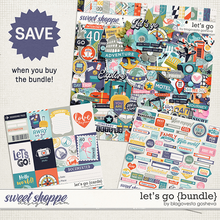 Let's go {bundle} by Blagovesta Gosheva