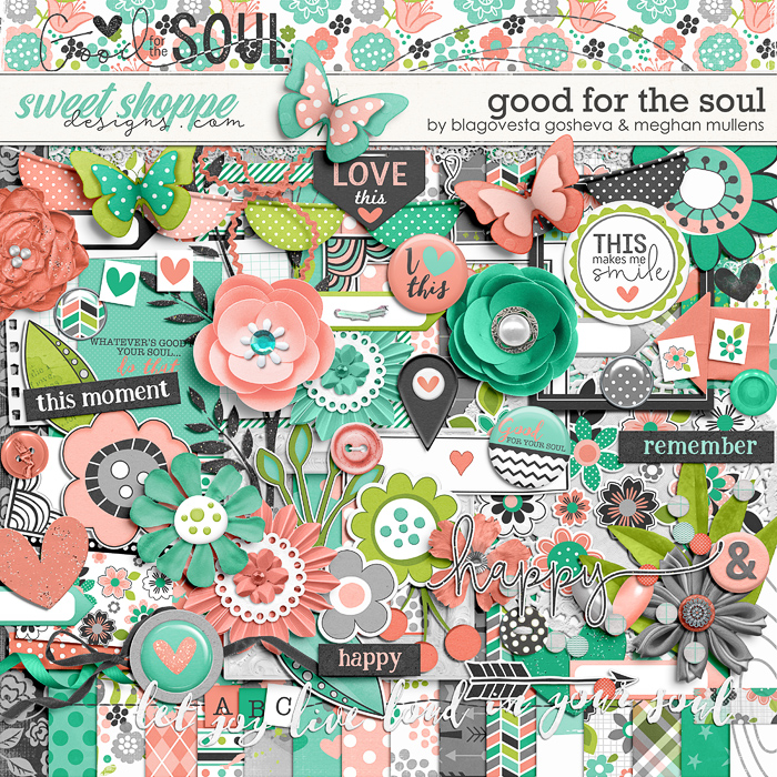 Good For The Soul by Blagovesta Gosheva & Meghan Mullens