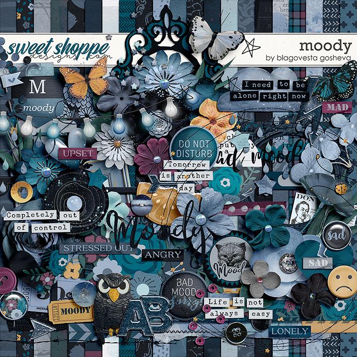 Moody by Blagovesta Gosheva