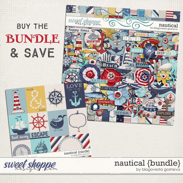 Nautical {Bundle} by Blagovesta Gosheva