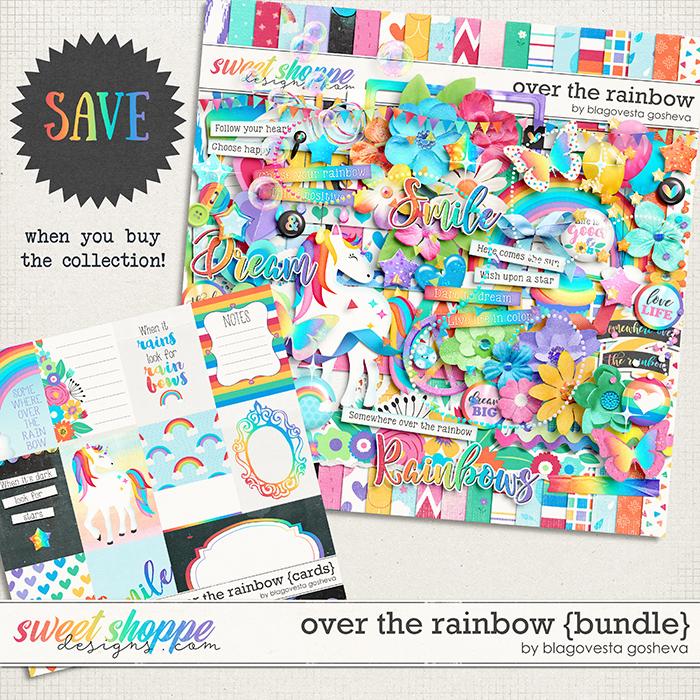 Over the Rainbow {bundle} by Blagovesta Gosheva