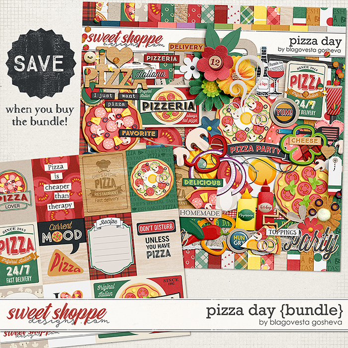 Pizza Day {bundle} by Blagovesta Gosheva