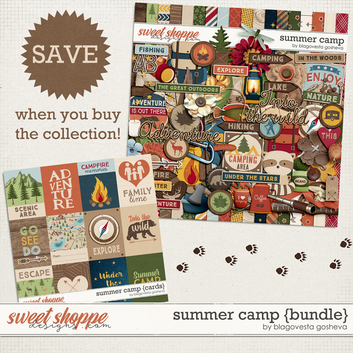 Summer Camp {bundle} by Blagovesta Gosheva
