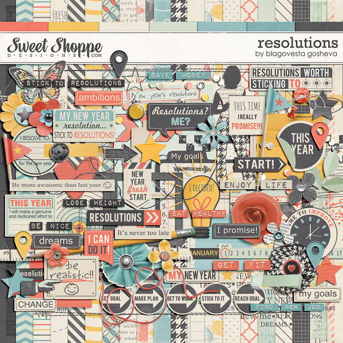 Resolutions by Blagovesta Gosheva