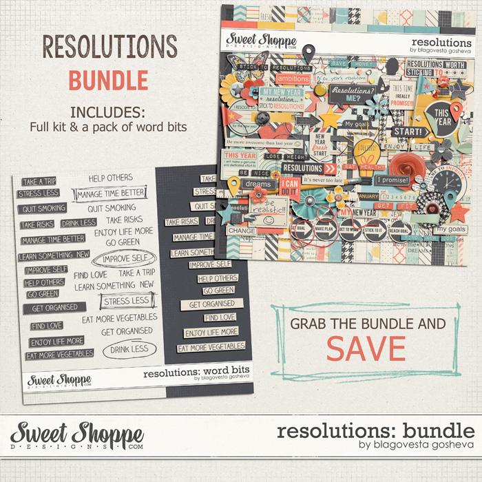 Resolutions: Bundle