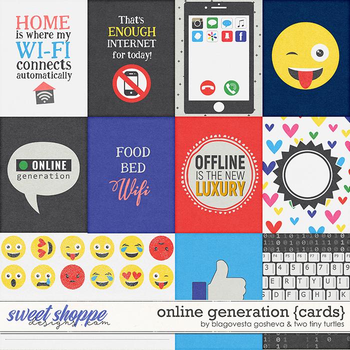 Online Generation {cards} by Blagovesta Gosheva & Two Tiny Turtles