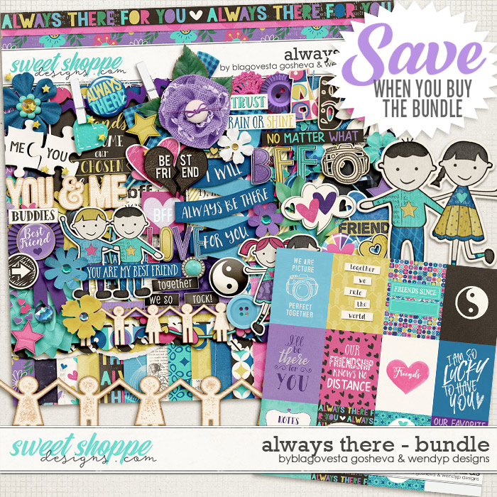 Always There {bundle} by Blagovesta Gosheva & WendyP Designs