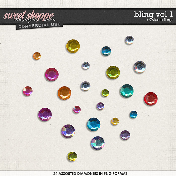 Bling VOL 1 by Studio Flergs