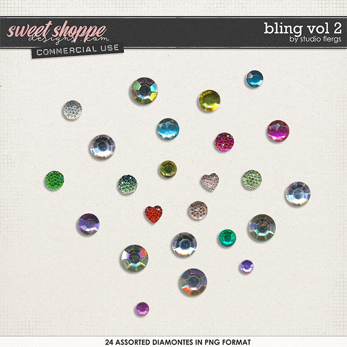 Bling VOL 2 by Studio Flergs