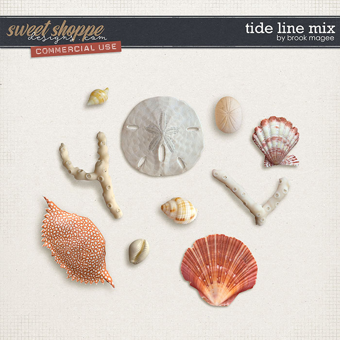 Tide Line Mix - CU - by Brook Magee