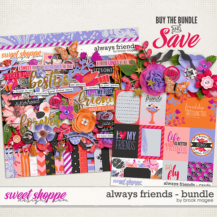 Always Friends - Bundle by Brook Magee