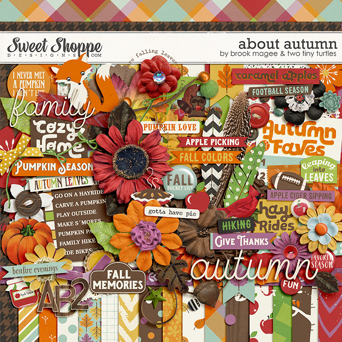 About Autumn by Brook Magee & Two Tiny Turtles