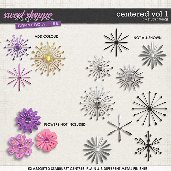 Centered VOL 1 by Studio Flergs