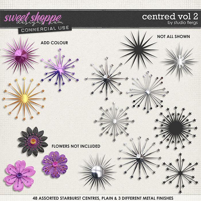 Centered VOL 2 by Studio Flergs