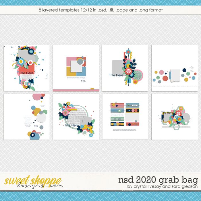 iNSD 2020 Template Grab Bag by Crystal Livesay and Sara Gleason
