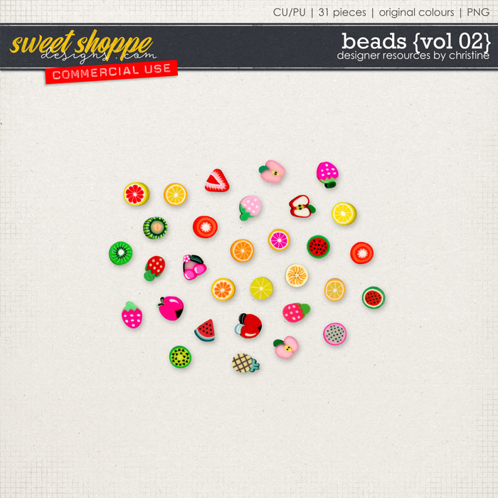Beads {Vol 02} by Christine Mortimer