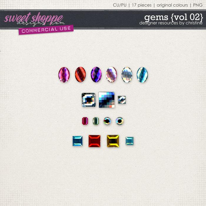 Gems {Vol 02} by Christine Mortimer