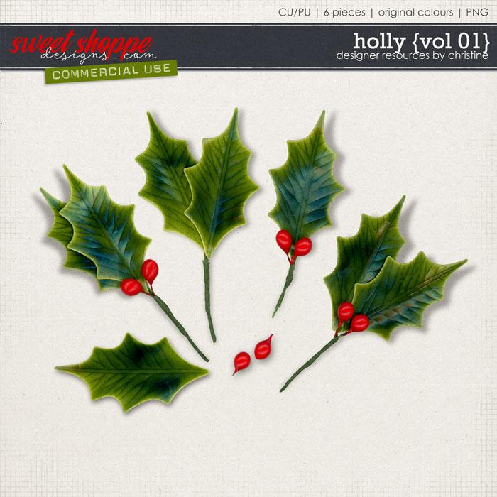 Holly {Vol 01} by Christine Mortimer