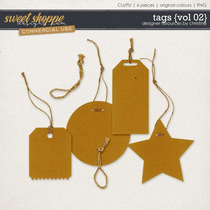 Tags {Vol 02} by Christine Mortimer