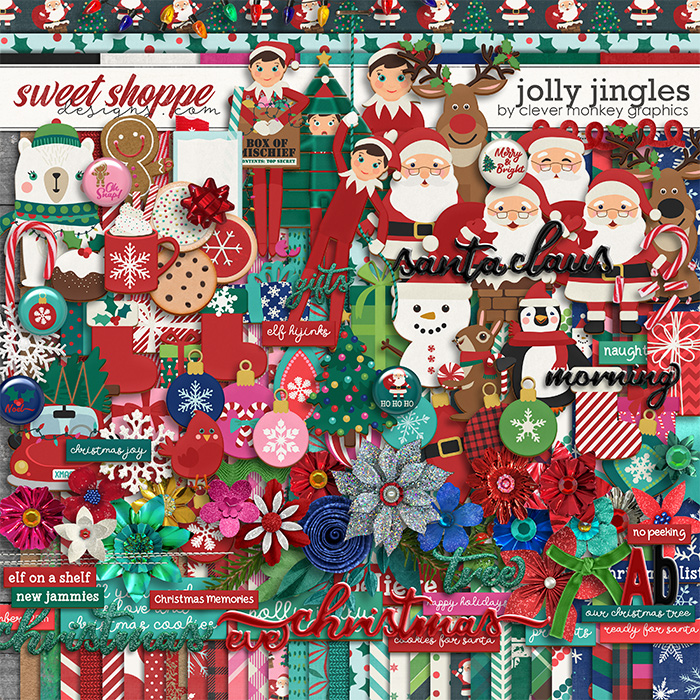Jolly Jingles by Clever Monkey Graphics