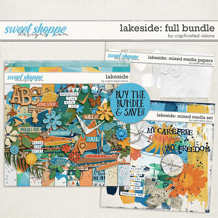 Lakeside: Full Bundle by Captivated Visions