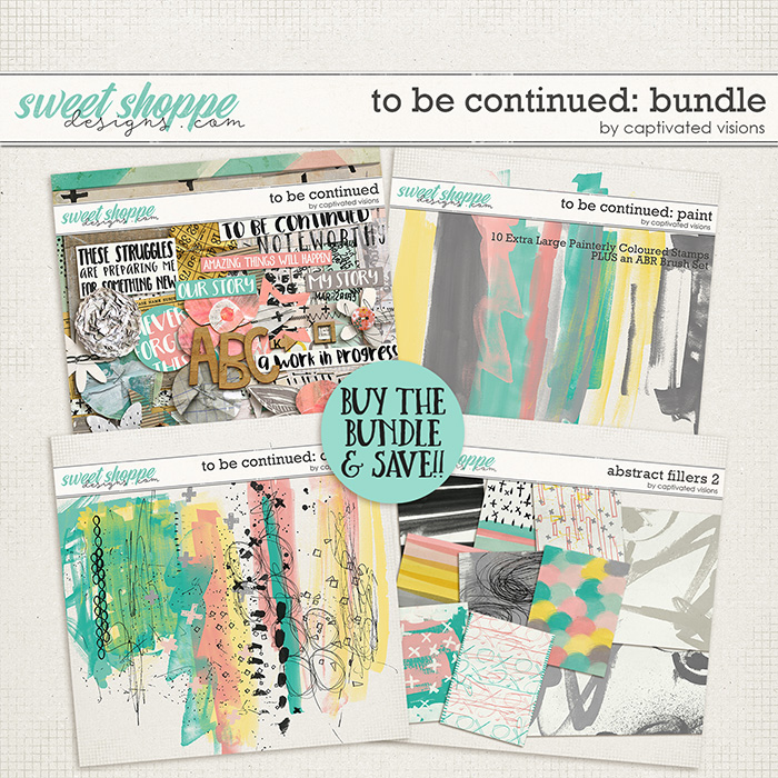 To be continued: Bundle by Captivated Visions