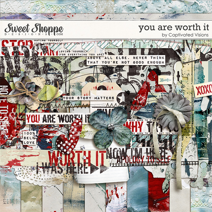 You are worth it by Captivated Visions