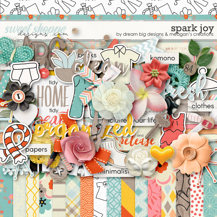 Spark Joy by Dream Big Designs & Meagan's Creations