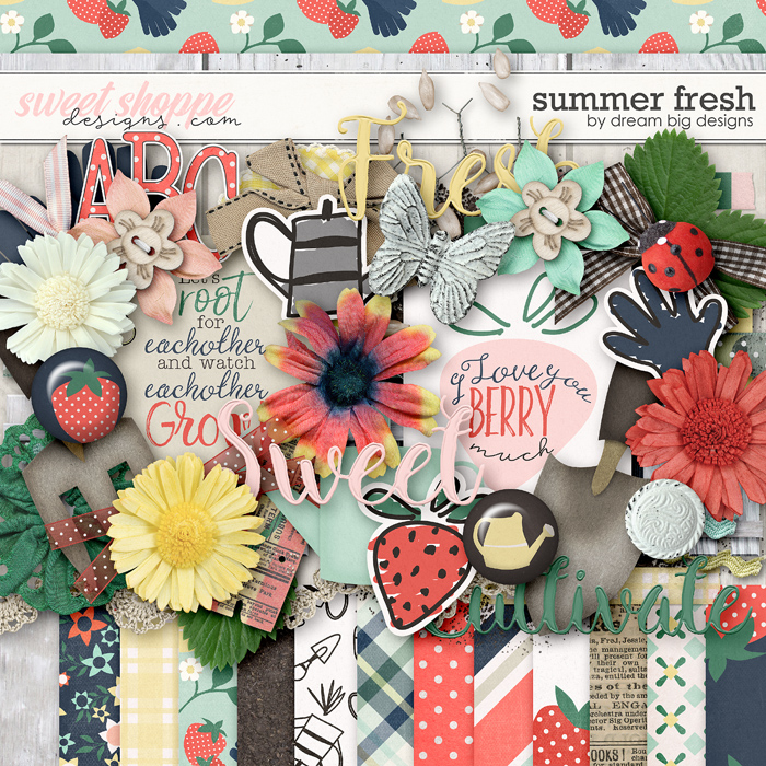 Summer Fresh by Dream Big Designs