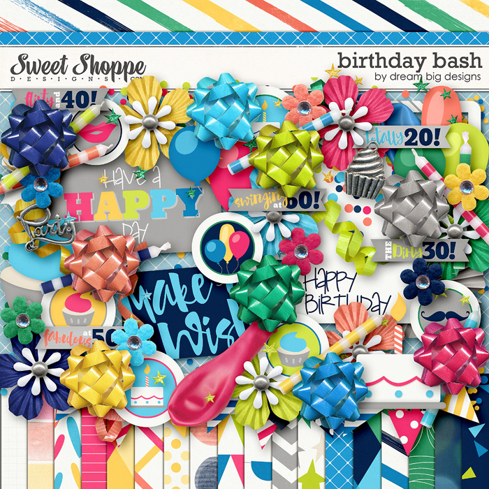 Birthday Bash by Dream Big Designs