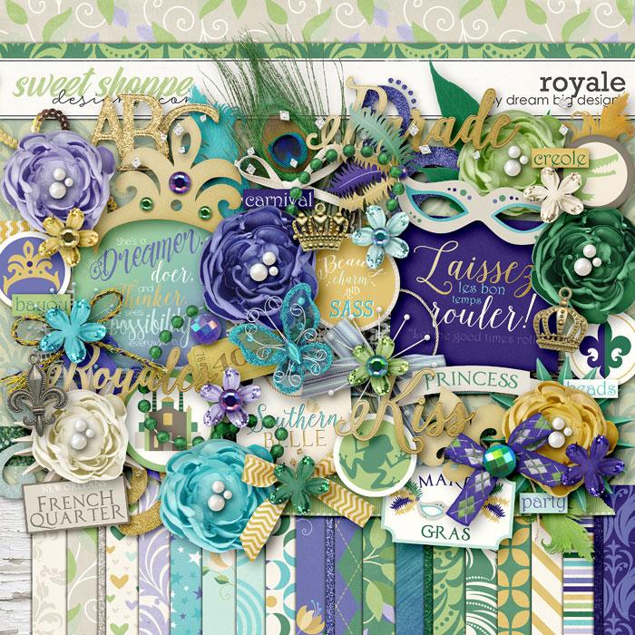 Royale by Dream Big Designs