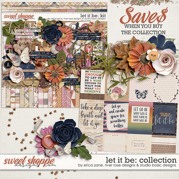 Let It Be Bundle by Erica Zane, River~Rose and Studio Basic